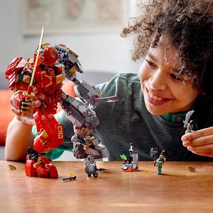 LEGO Ninjago 70617 Конструктор ЛЕГО Ниндзяго Храм Последнего великого оружия