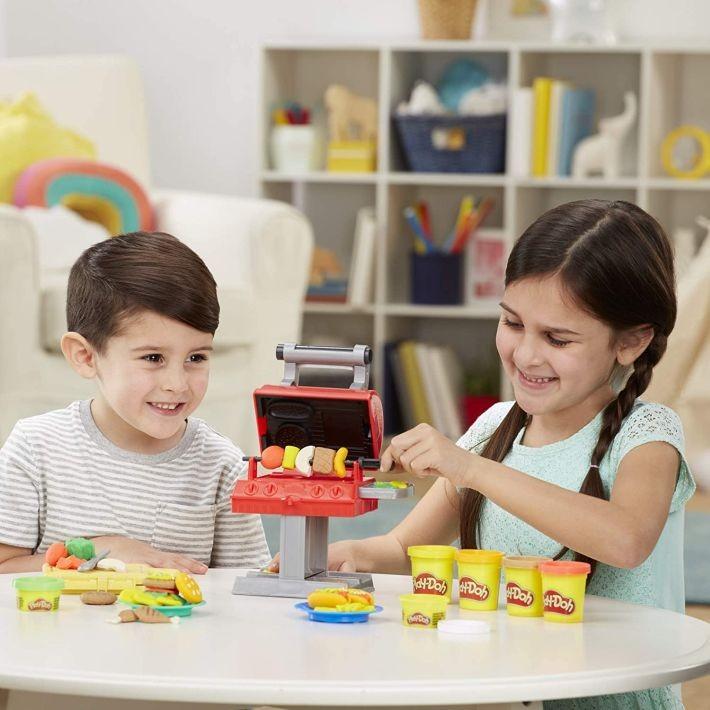 E7623 Play-Doh Kitchen Creations Cheesy Sandwich горячие бутерброды