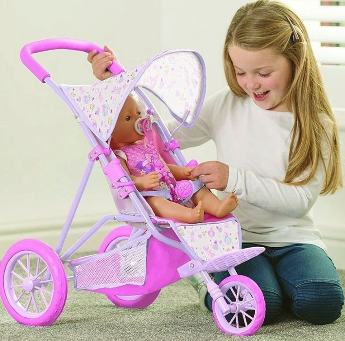 824603 Zapf Creation Baby Born māsa Soft Touch Sister Blond 43cm