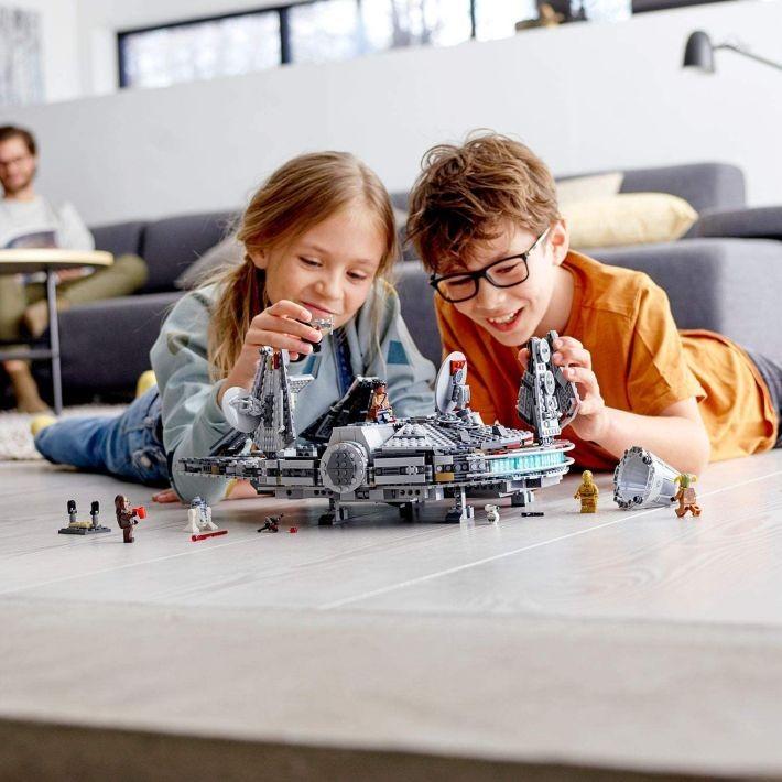 75249 LEGO® Star Wars Resistance Y-Wing Starfighter™, no 8+ gadiem NEW 2019!