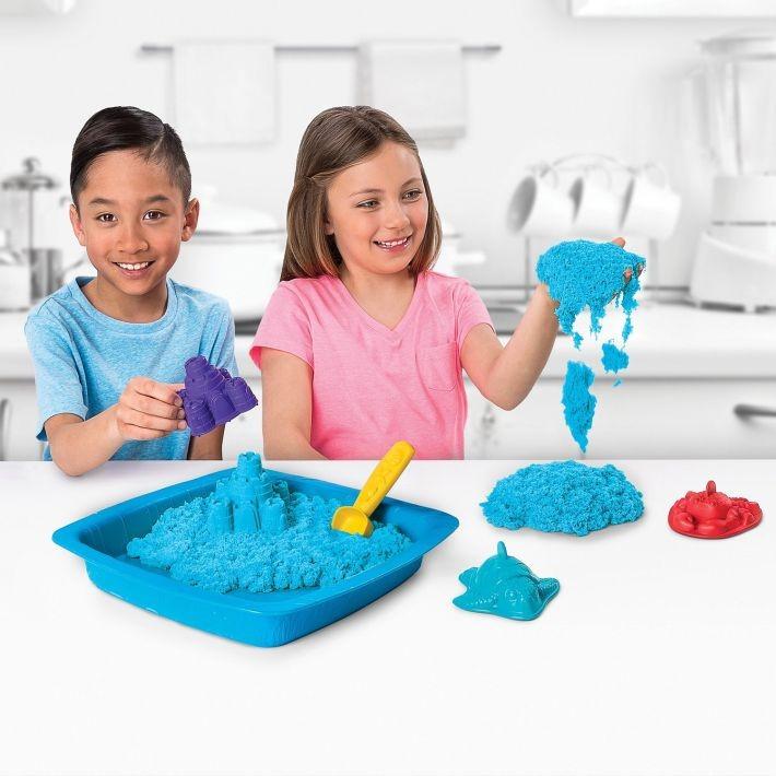 6047232 Kinetic Sand Sandisfying-Set