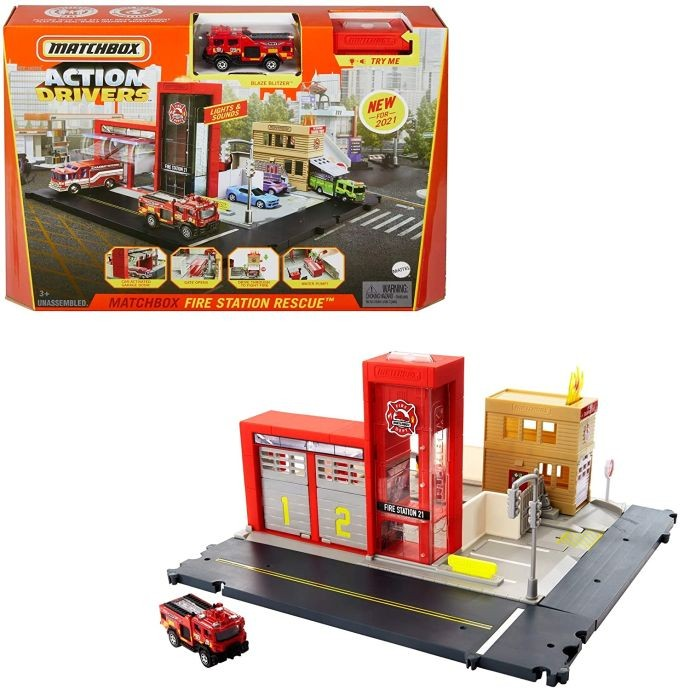 Match Box DJH50 Traffic Models Treasure Hunt Truck Mattel Metāla detektors Metalldetektor