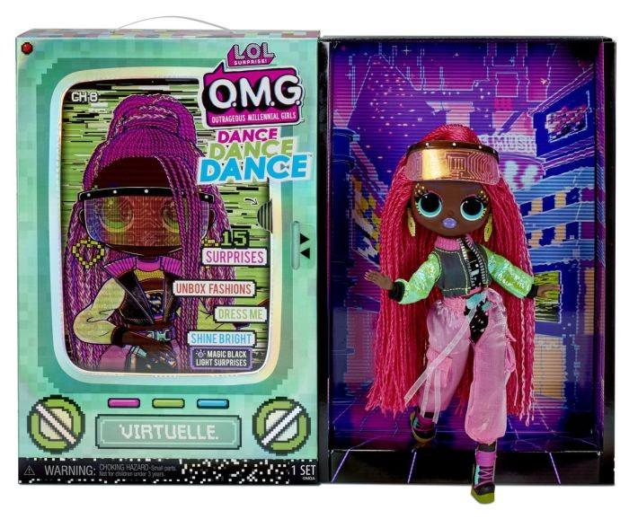 567202 L.O.L. Surprise! Кукла OMG Class Prez 3  CLASS PREZ