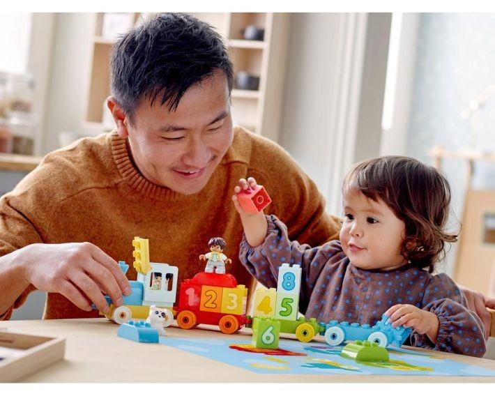 10840 LEGO® DUPLO Lielais atrakciju parks, no 2 līdz 5 gadiem NEW