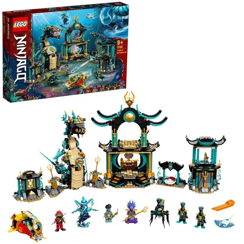 70617  LEGO Ninjago - Temple of The Ultimate Weapon