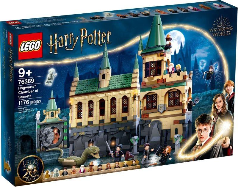 75945 LEGO® Harry Potter Expecto Patronum, no 7+ gadiem NEW 2019!