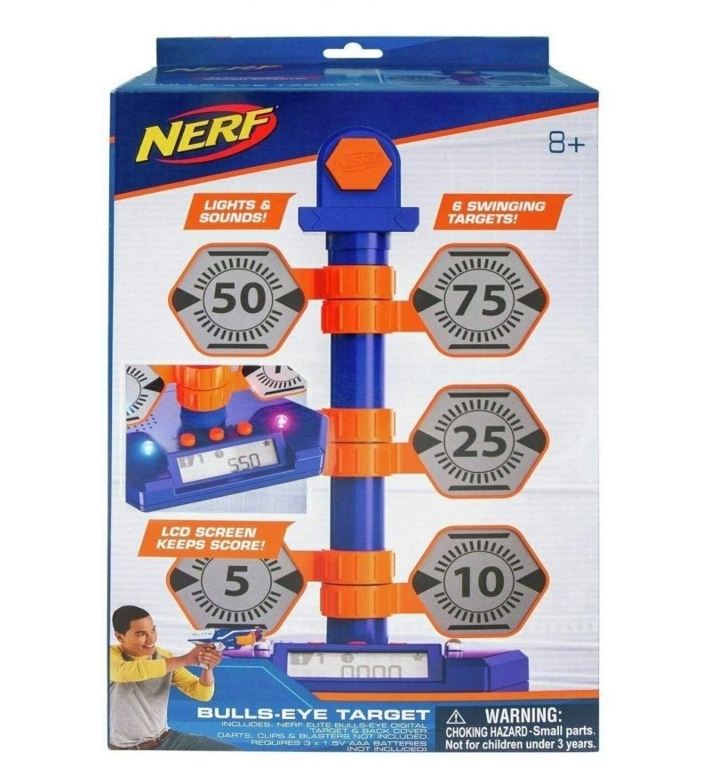 B1538 Nerf N-Strike Modulus ECS-10 Blaster Rotaļlietu ierocis Hasbro