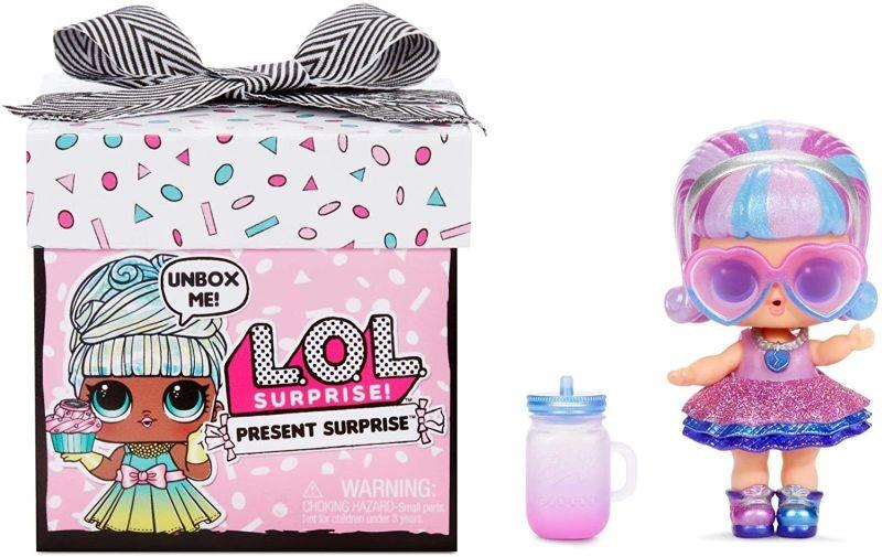 MGA L.O.L. REMIX OMG коллекционная кукла Jukebox B.B. NEW 2020!