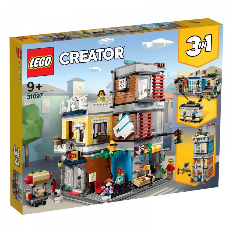 Конструктор Лего Криэйтор 31080 Зимние каникулы