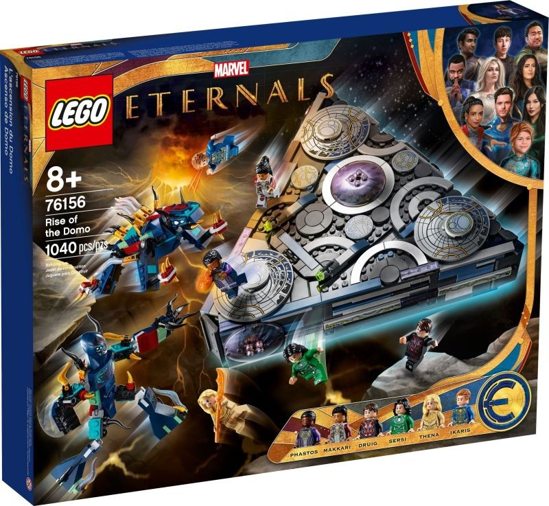 76087 LEGO® Super Heroes Flying Fox: Batmobile Airlift Attack, no 9 līdz 14 gadiem NEW 2017!