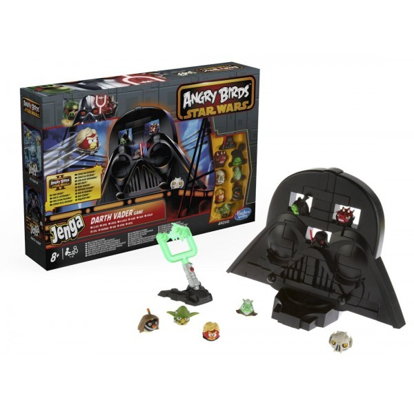 Hasbro A4805 Настольная игра Angry Birds Star Wars DARTH VADER