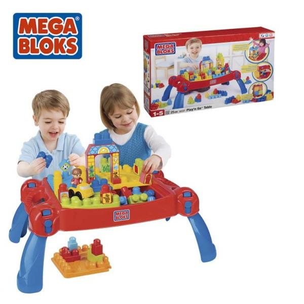 Mega Bloks 8237 Konstruktors Rotaļu galds