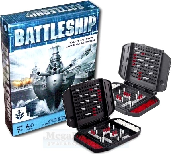 Hasbro Kuģu kauja spēle (pēc filmas Battleship) 39845