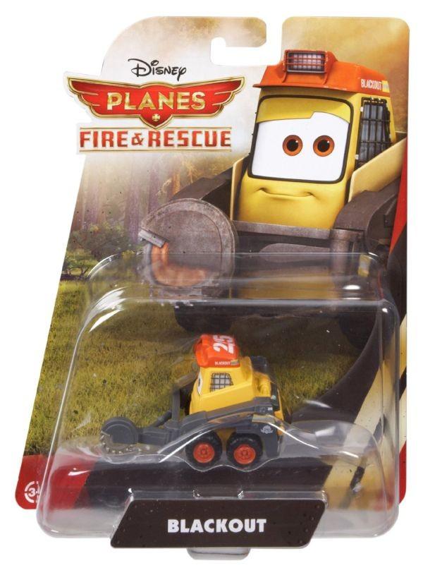 Игрушка радиоуправляемая Mattel Y8522 PLANES Samolot Dusty RC
