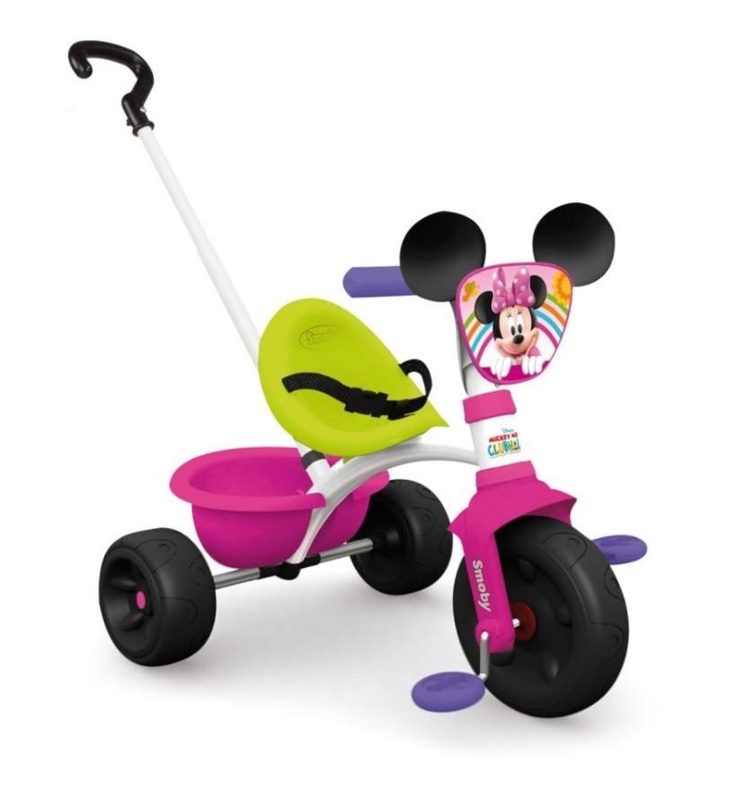 Trīsritenis SMOBY Be Move Minnie Mice 444117 (Ir Uz Vietas)