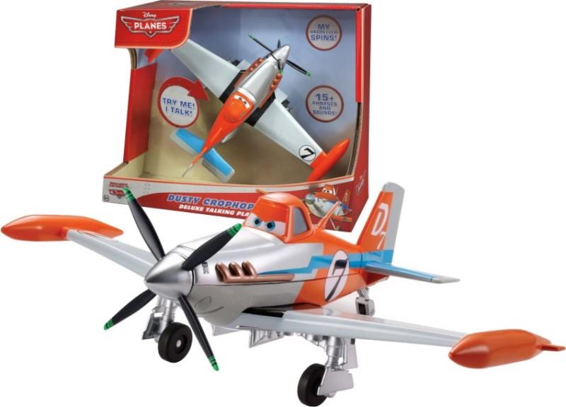 Planes motorizēta lidmašīna ar gaismas un skaņas efektiem Dusty Y5601 / Y5602