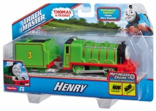 BML10 / BMK86 / BMK87 Fisher-Price Thomas The Train - TrackMaster Motorized Henry Engine