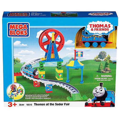 FBC60 Thomas & Friends Adventures Misty Island Zip-line Playset, Multi-Colour MATTEL
