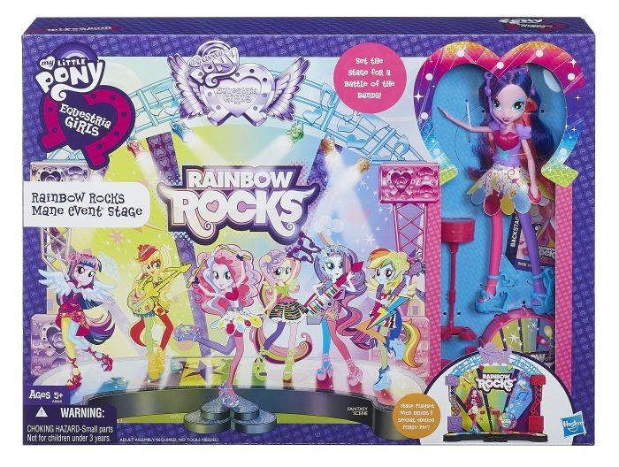 FXH15  Hugs N Horses - playset Barbie and Chelsea and 2 horses MATTEL
